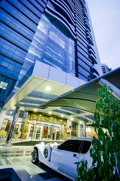 First Central Hotel Suites